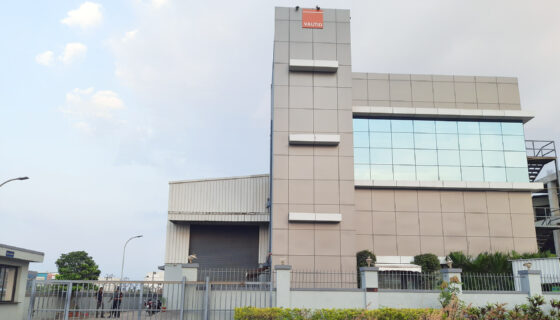 Pune plant VAUTID INDIA